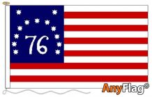 - BENNINGTON ANYFLAG RANGE - VARIOUS SIZES